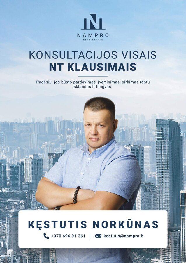 PARDUODAMAS PILNAI ĮRENGTAS KOTEDŽAS GILIŲ g., GIRAITĖ, KAUNAS